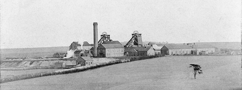 Mansfield colliery