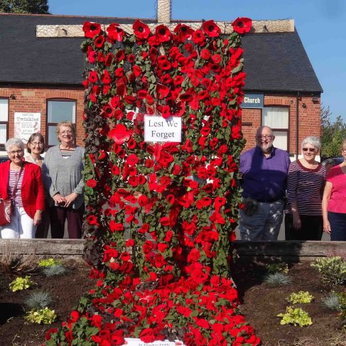 Poppy Display, Forest Town