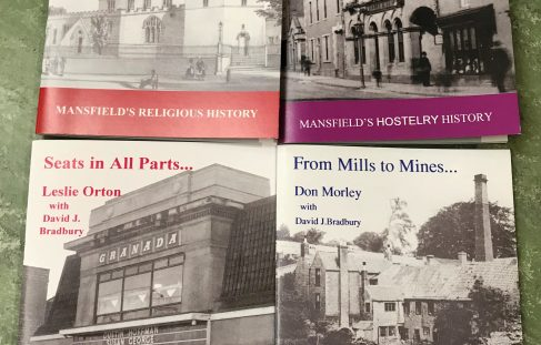 Old Mansfield Society Books
