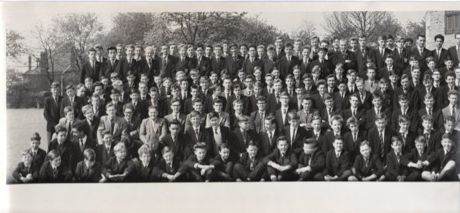 QEGS for Boys Mansfield May 1963 photo 1