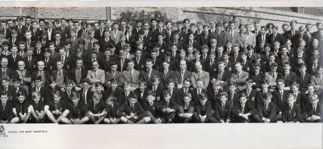 QEGS for Boys Mansfield May 1963 photo 3