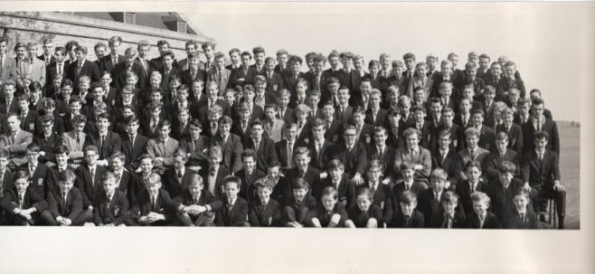 QEGS for Boys Mansfield May 1963 photo 4