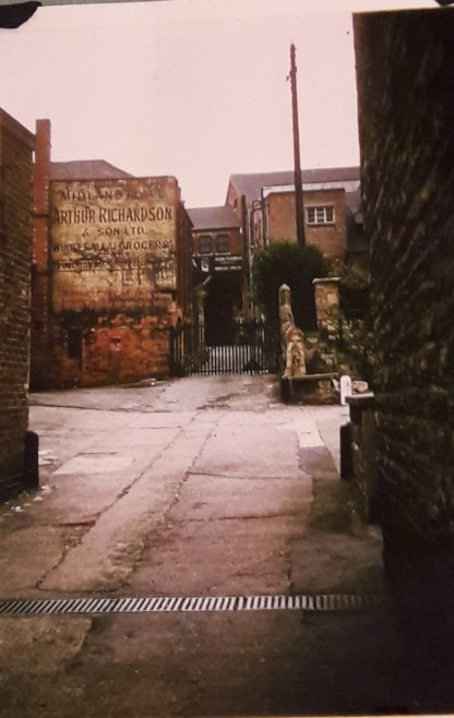 Old Stockwell Gate ,60's/70's era