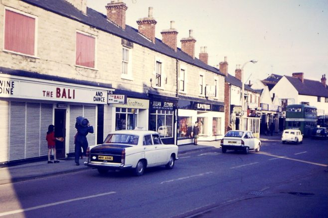Memories of old Clumber Street.