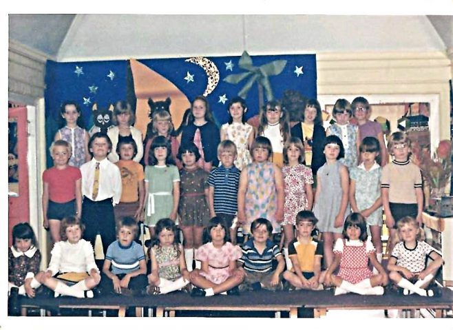 Carter Lane First School Approx. 1976 | S Dutton