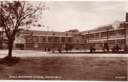 Girls Grammar School, Mansfield