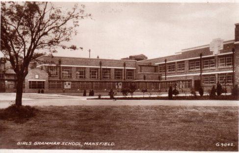 Girls Grammar School, Mansfield