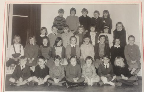 Early days at Ethel Wainwright Junior School