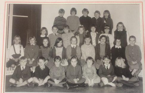 Early days at Ethel Wainwright Junior School