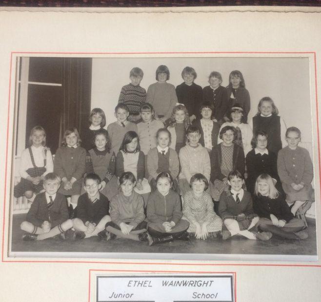 Ethel Wainwright Junior School 1964