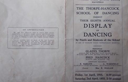 Memories of Thorpe and Hancock
