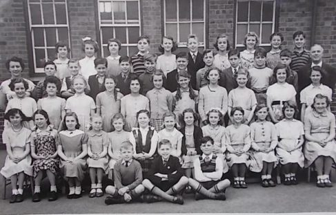 Broomhill and rosemary school's in the fifties