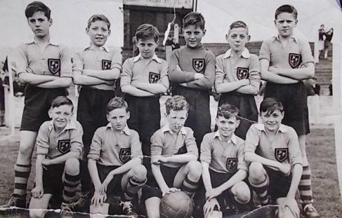 Roger Brown's Broomhill football Team