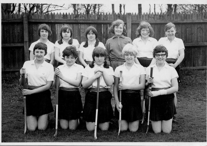 QEGGS Hockey Team - Under 14's maybe