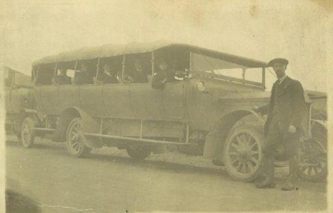 The Charabanc - 1920