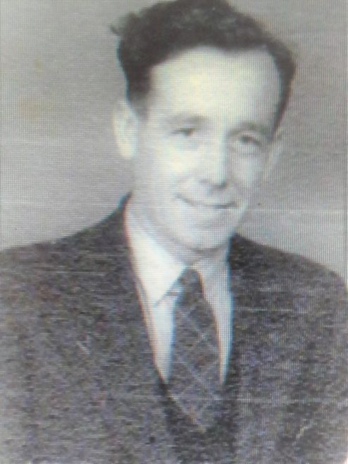 George Hopewell in 1945 (approx)