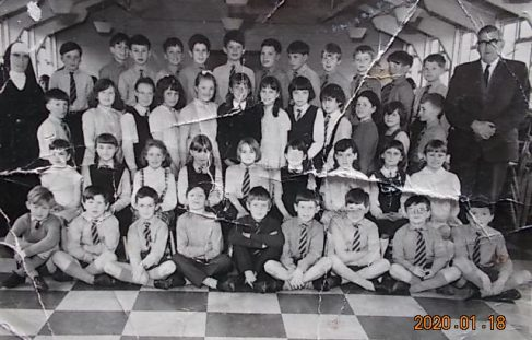 Memories of St. Philips approx 1967
