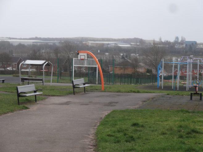 Play area February 2020