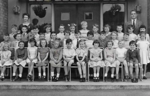 Ethel Wainwright School 1957 - 1964