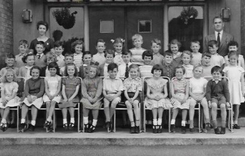 Ethel Wainwright School 1957 - 1964