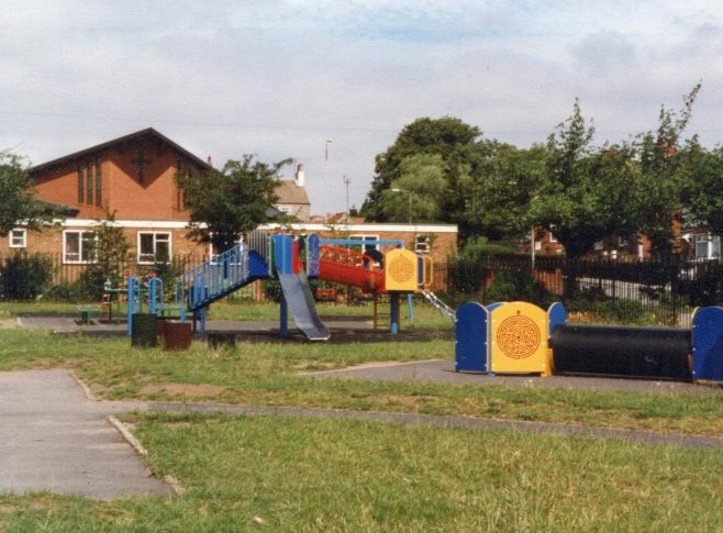 Play area 1997