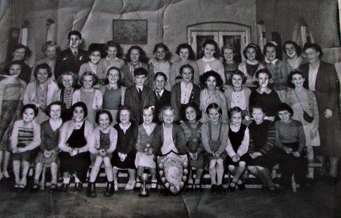 Farmilo school award winning choir.
