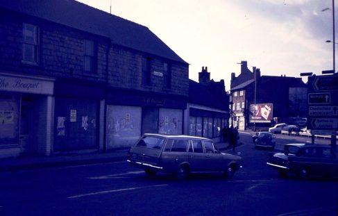 Junction Belevedere St;/Rosemary St.