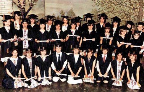 Windmill Ridge School Musical 1980