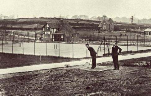 Racecourse Recreation Ground