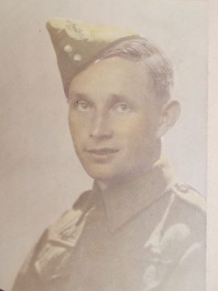 Sergeant Cecil Bridges