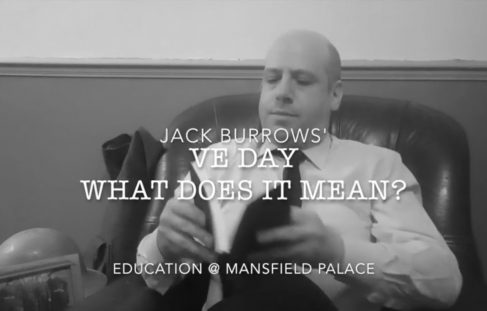 VE Day - What does it mean?