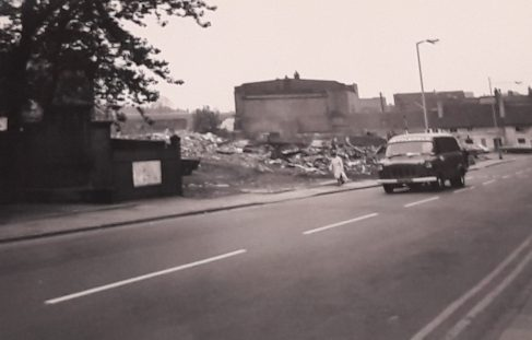 Stockwell Gate 1970's