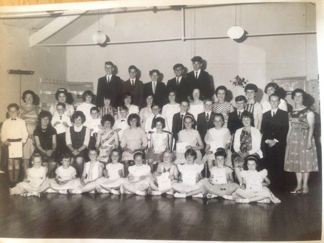 Gabriel Osborne School of Dancing Awards 1964
