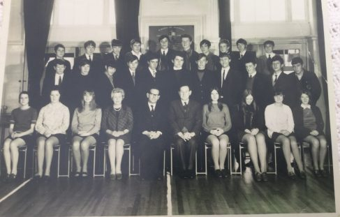 Ravensdale School Fifth Year Class Photo