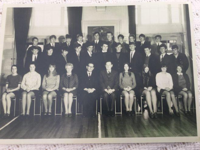 Ravensdale School 1970