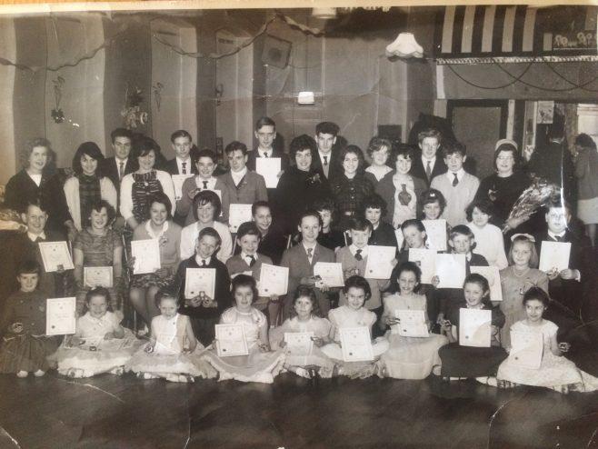Gabriel Osborne School of Dancing 1962