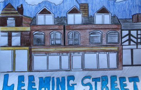 Leeming Street by Georgia Leeming Age 10
