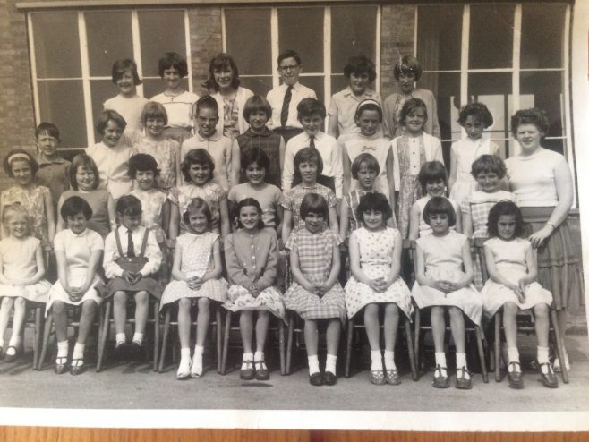 Ethel Wainwright School Choir 1965/6