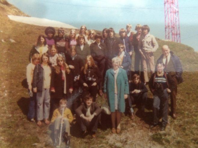 Cumberland's Secondary Modern School Trip to Germany 1970/1