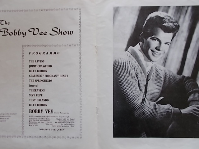 The Bobby Vee show