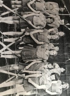 Cumberland's School hockey team 1973/74
