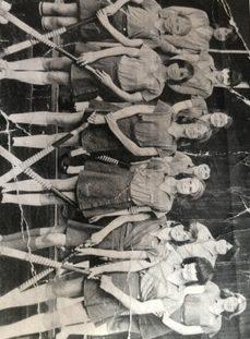 Cumberland's School hockey team 1973/74
