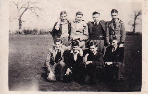 Early 50s at Queen Elizabeth's