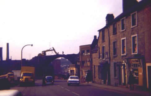 Old Radcliffe Gate early 70's