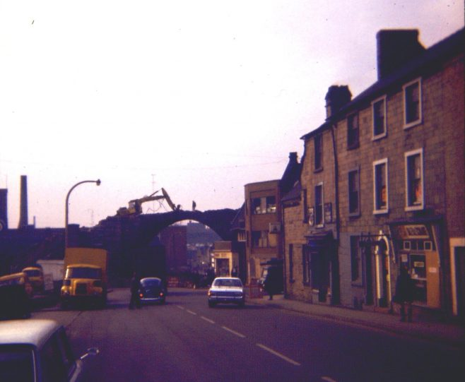 Radcliffe Gate early 70's