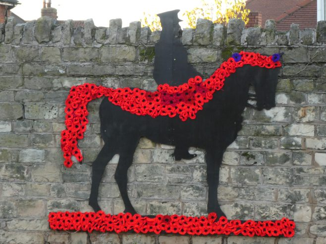 Warsop Remembers 2020