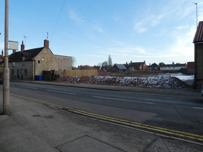 The Warsop Cinema, there it was GONE
