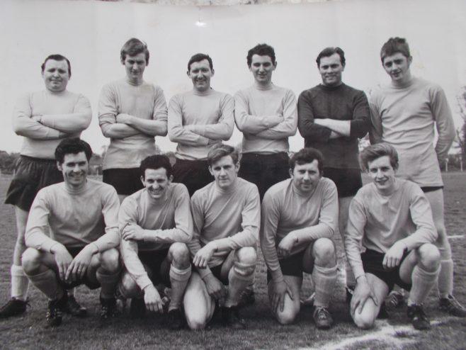 Post Office football team