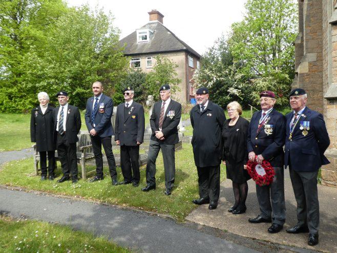 Royal British Legion -100 Years