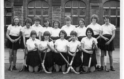 Queen Elizabeth's Grammar School U14 Hockey Team
